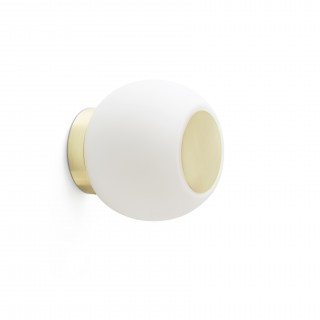 MOY LED - Lampe applique/plafonnier or
