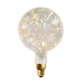 Ampoule Globe G200 Led Trip Happy In 1.5W E27 Finition Claire