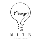 Message in the bulb by Elements Lighting